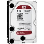 WD Red 1TB (1000Gb) SATA-III 6Gb/s, Buffer 64Mb - Disco interno, Formato 3,5 - WD10EFRX