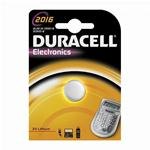 DURACELL LITIO 3V DL2016 /CR2016 / ECR2016