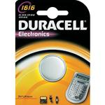 DURACELL LITIO 3V DL1616 / CR1616 / ECR1616