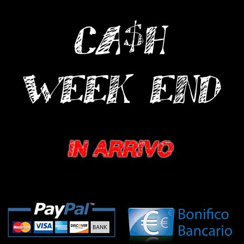 Cash Week End  > 36/2016 <
