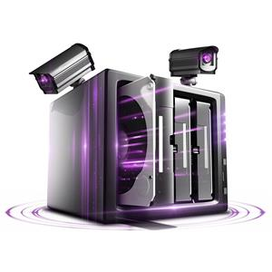 "WD Purple 1 TB (1000Gb) per Videosorveglianza, Intellipower, SATA 6Gb/s, 64Mb Cache - formato 3,5"" - WD10PURZ"