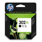 HP F6U68AE Inkjet 302XL NERO  / getto d'inchiostro Cartuccia originale