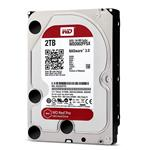 "HD 2TB Interno 3,5"" 7.2K 64MB WD Red PRO (WD2002FFSX)"