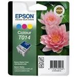 Epson T014 COLOR Cartuccia ORIGINALE C13T01440110 - DATA SCADUTA
