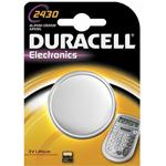 DURACELL LITIO 3V DL2430 /CR2430 / K2430L